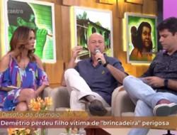Desafios na Internet - Encontro com Fátima Bernardes (14/02/2018)