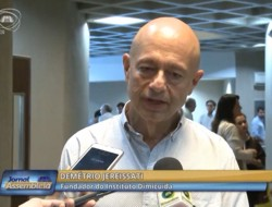 Instituto DimiCuida - Jornal Assembleia (04/06) - TV Assembleia