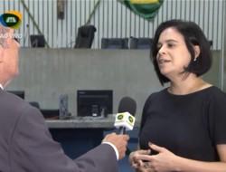 Entrevista ao programa Primeiro Expediente (TV Assembleia)